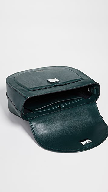 3.1 Phillip Lim Hudson Top Handle Saddle Bag