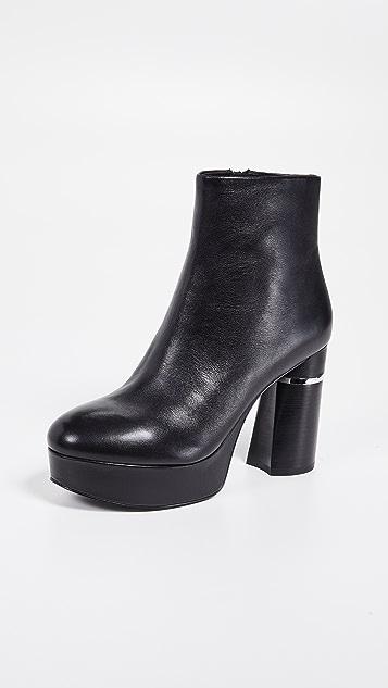 3.1 Phillip Lim Ziggy 厚底短靴