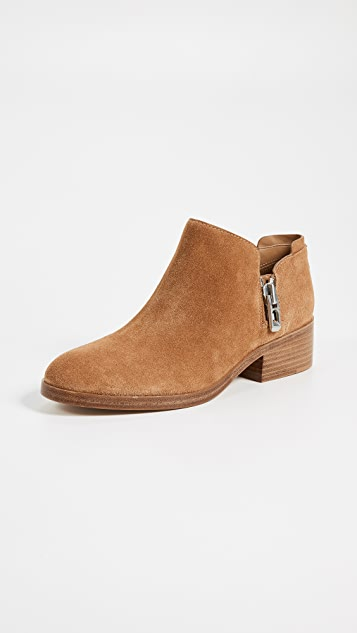 3.1 Phillip Lim Alexa Suede Ankle Booties