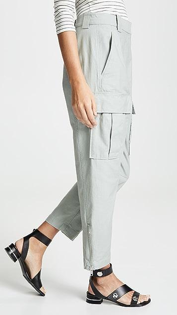 3.1 Phillip Lim Практичные брюки-карго