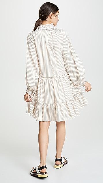 3.1 Phillip Lim Striped Dress