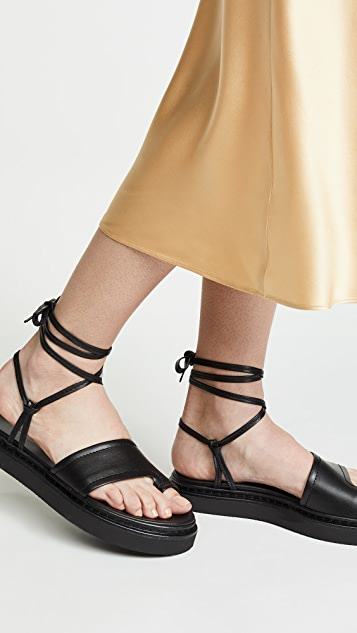 3.1 Phillip Lim Yasmine 35mm Platform Sandals