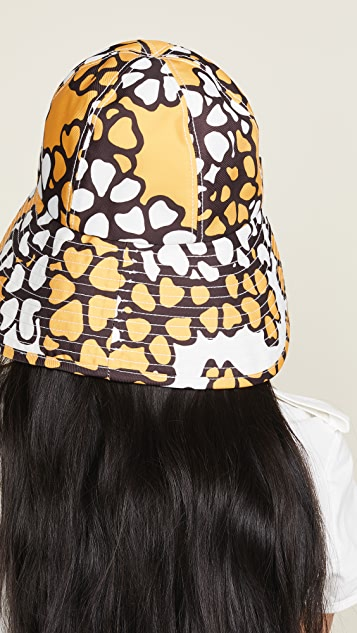 3.1 Phillip Lim Printed Sporting Bucket Hat