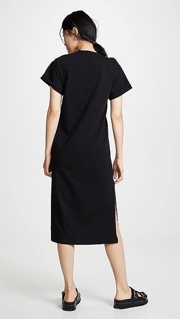 3.1 Phillip Lim Макси-платье с разрезом на плече