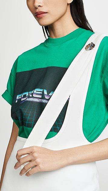 3.1 Phillip Lim Single Strap Crepe Skirt