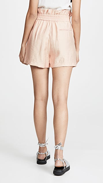 3.1 Phillip Lim Paperbag Shorts