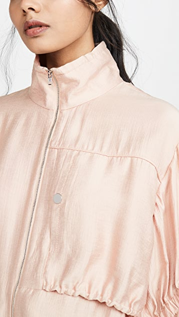 3.1 Phillip Lim Cinched Sleeve Anorak