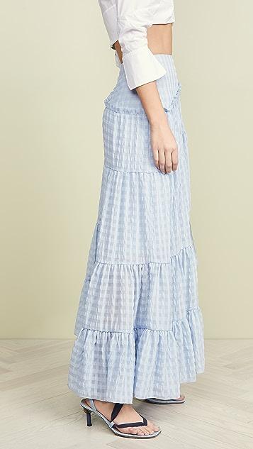 3.1 Phillip Lim 全层褶半身裙