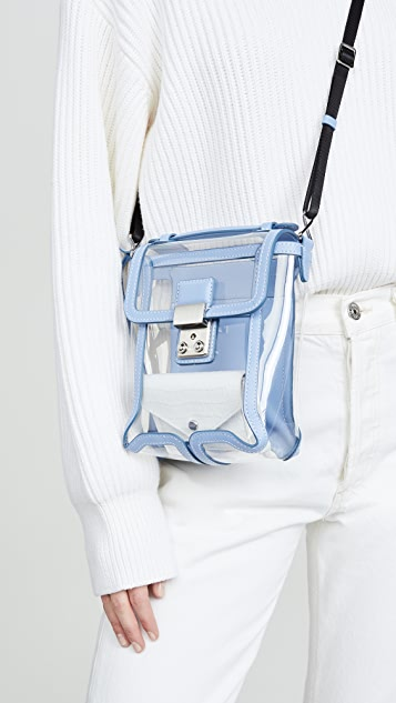 Transparent Pashli Camera Bag by 3.1 Phillip Lim