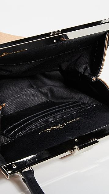 3.1 Phillip Lim Мягкая маленькая сумочка Estelle