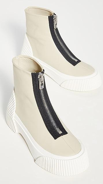 3.1 Phillip Lim Lela Vulcanized Boots