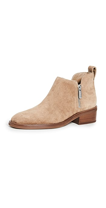 3.1 Phillip Lim Alexa 40mm Ankle Boots - Tobacco