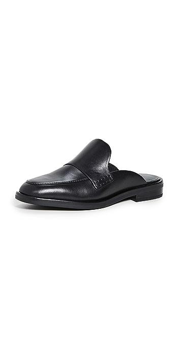 3.1 Phillip Lim Alexa 25mm Loafer Mules - Black