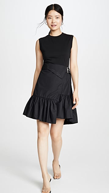 Belted T Shirt Dress by 3.1 Phillip Lim