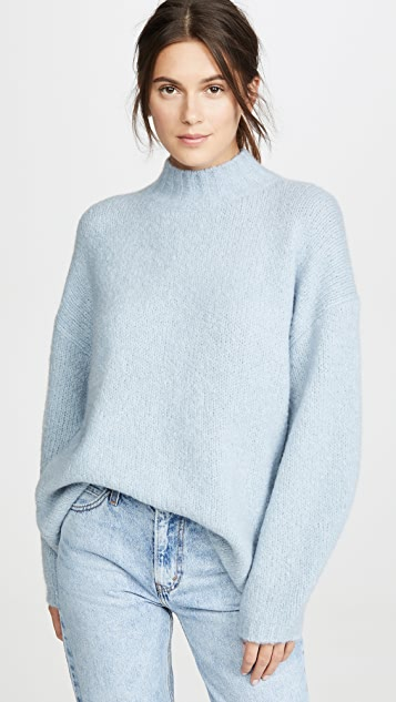 Long Sleeve Drop Shoulder Pullover by 3.1 Phillip Lim