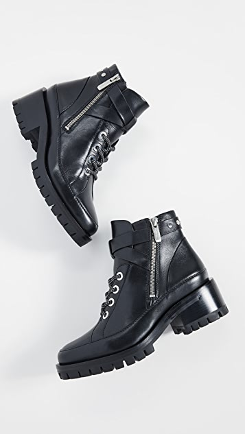 3.1 Phillip Lim Hayett 50mm Lace Up Boots