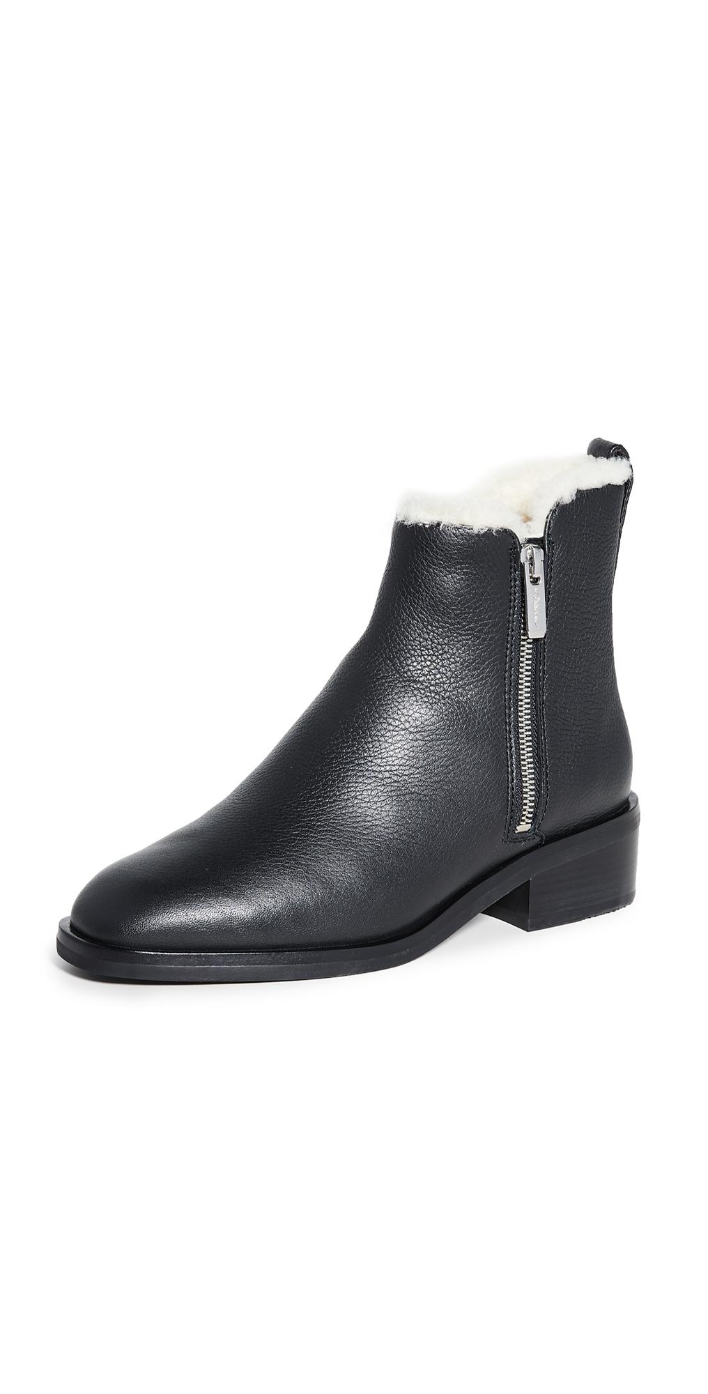 3.1 Phillip Lim Alexa 40mm Shearling Boots