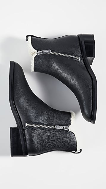 3.1 Phillip Lim Alexa 40mm Shearling Boots