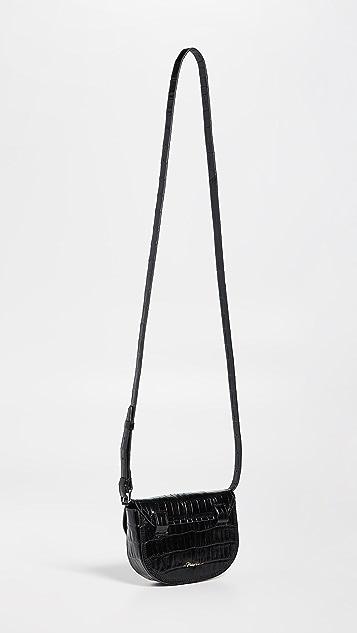 3.1 Phillip Lim Миниатюрная седельная сумка на ремне Pashli
