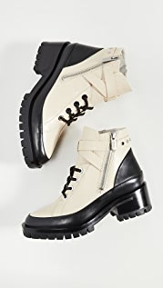 3.1 Phillip Lim Hayett 50mm 系带靴子