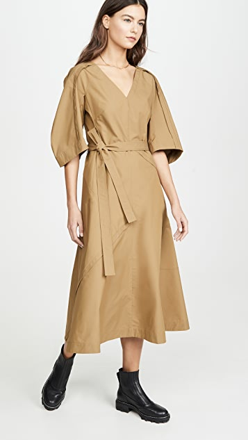 3.1 Phillip Lim Balloon Sleeve Dress