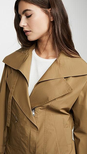 3.1 Phillip Lim 可拆卸衣领夹克