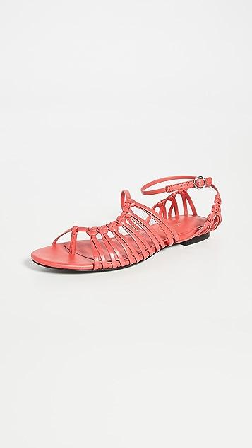 3.1 Phillip Lim Lily Flat Sandals