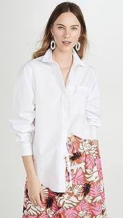 3.1 Phillip Lim 褶皱袖长袖衬衫