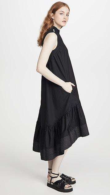 3.1 Phillip Lim 褶皱连衣裙
