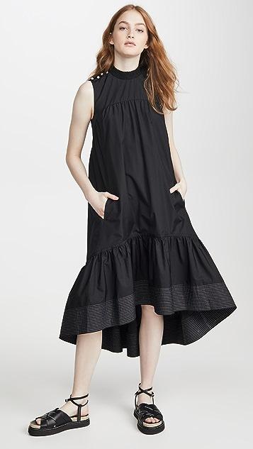 3.1 Phillip Lim Платье со сборками