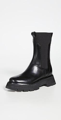 3.1 Phillip Lim - Kate Lug Sole Combat Boots