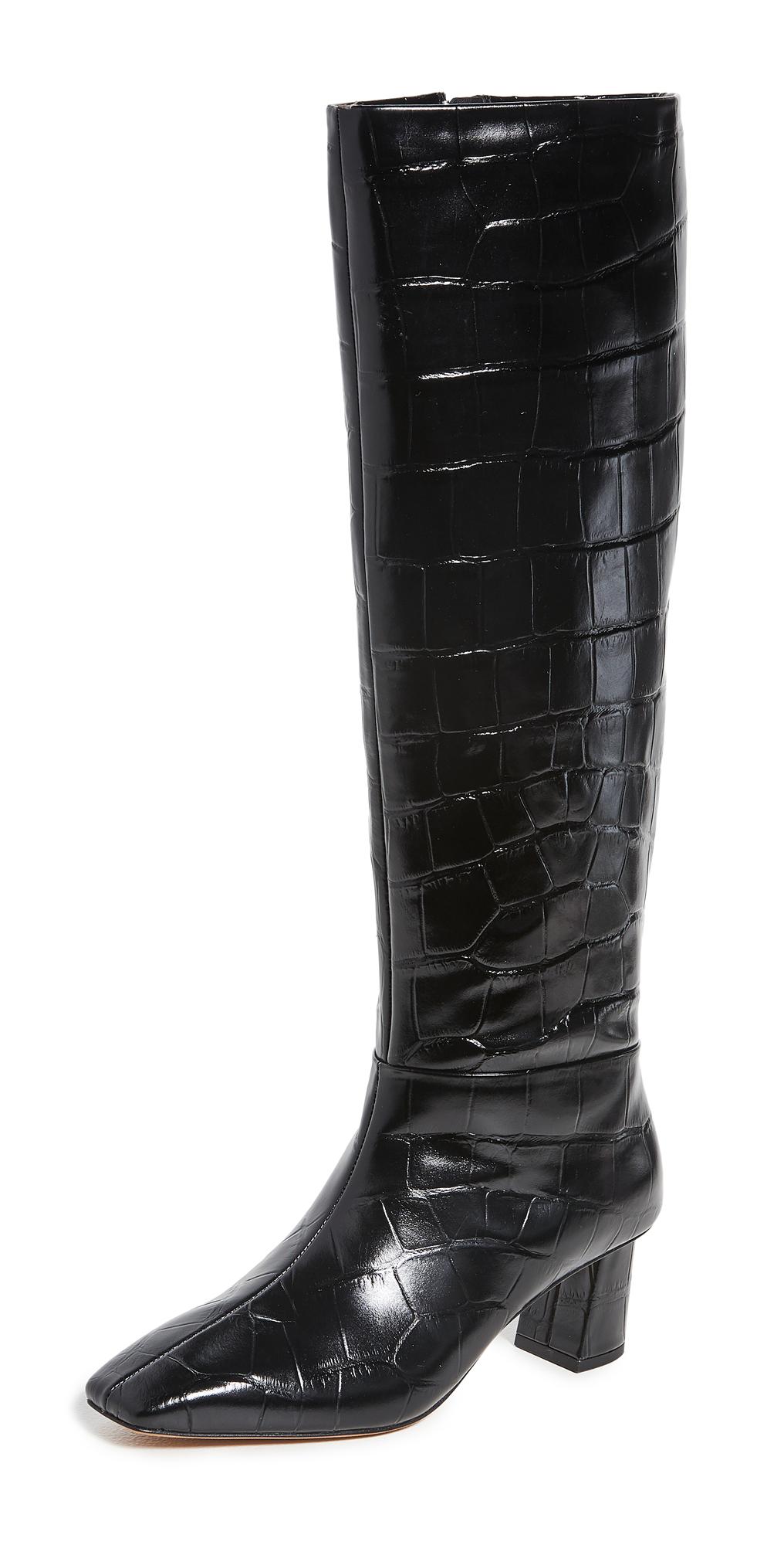 3.1 Phillip Lim Tess 60Mm Square Toe Boots