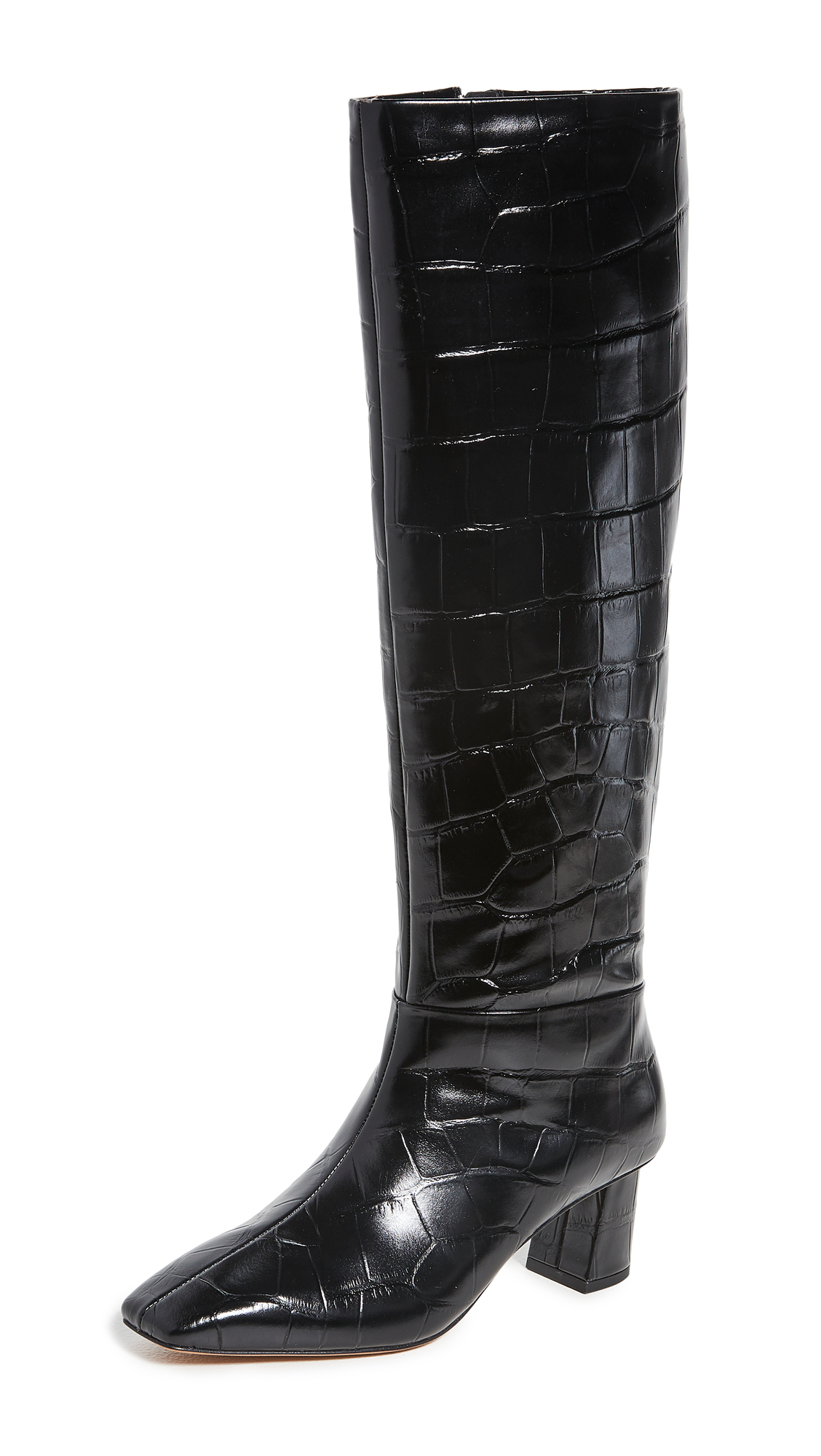 3.1 Phillip Lim Tess 60Mm Square Toe Boots