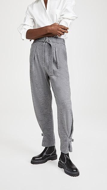 3.1 Phillip Lim 束腰长裤
