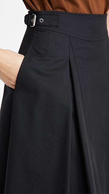 3.1 Phillip Lim Biker Skirt