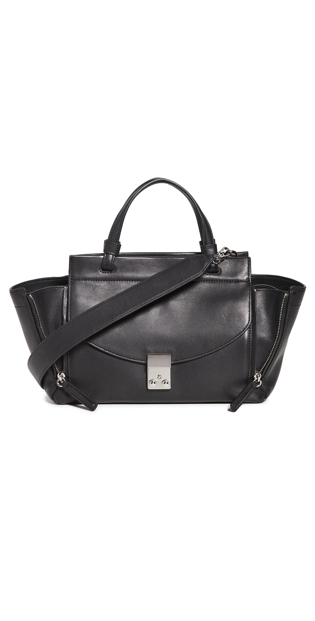 3.1 Phillip Lim PASHLI SMALL SOFT MINI SATCHEL