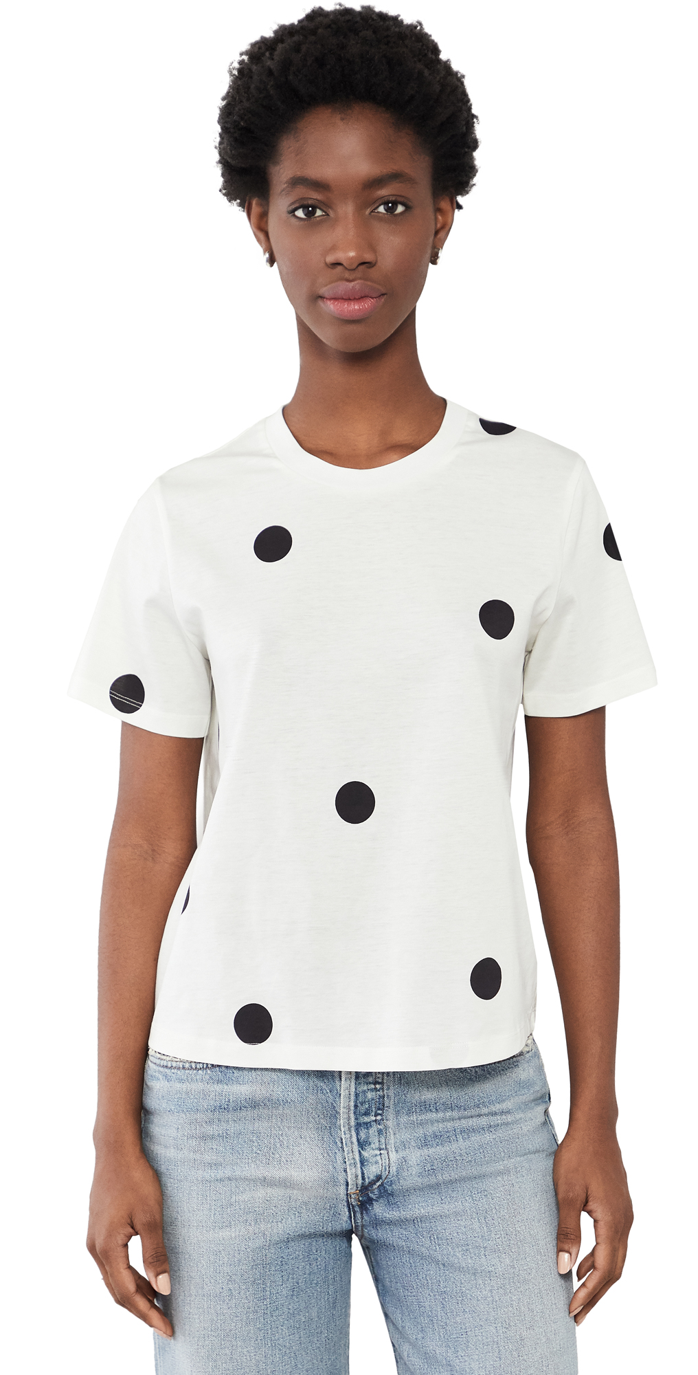 3.1 Phillip Lim Dotted Print T-Shirt