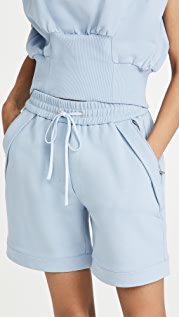 3.1 Phillip Lim 法式毛圈布松紧短裤