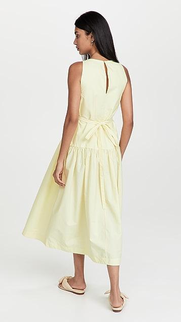 3.1 Phillip Lim Poplin Belted Dress