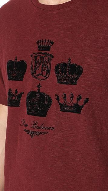 Pierre Balmain Crown Tee