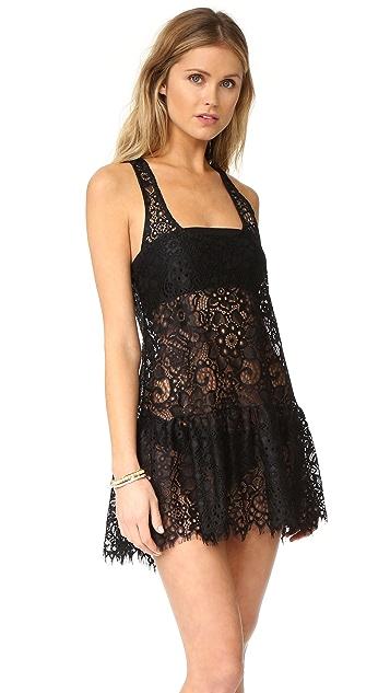 PilyQ Island Lace Dress