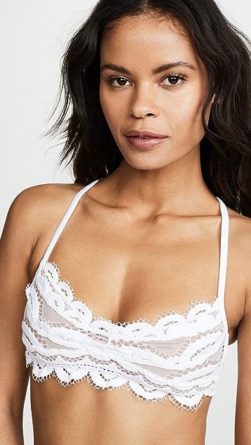 d39e6f0b63 PilyQ Lace Bralette Bikini Top ...
