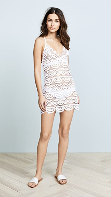 PilyQ Emi Lace Dress