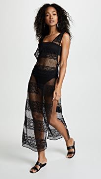 Joy Lace Cover Up