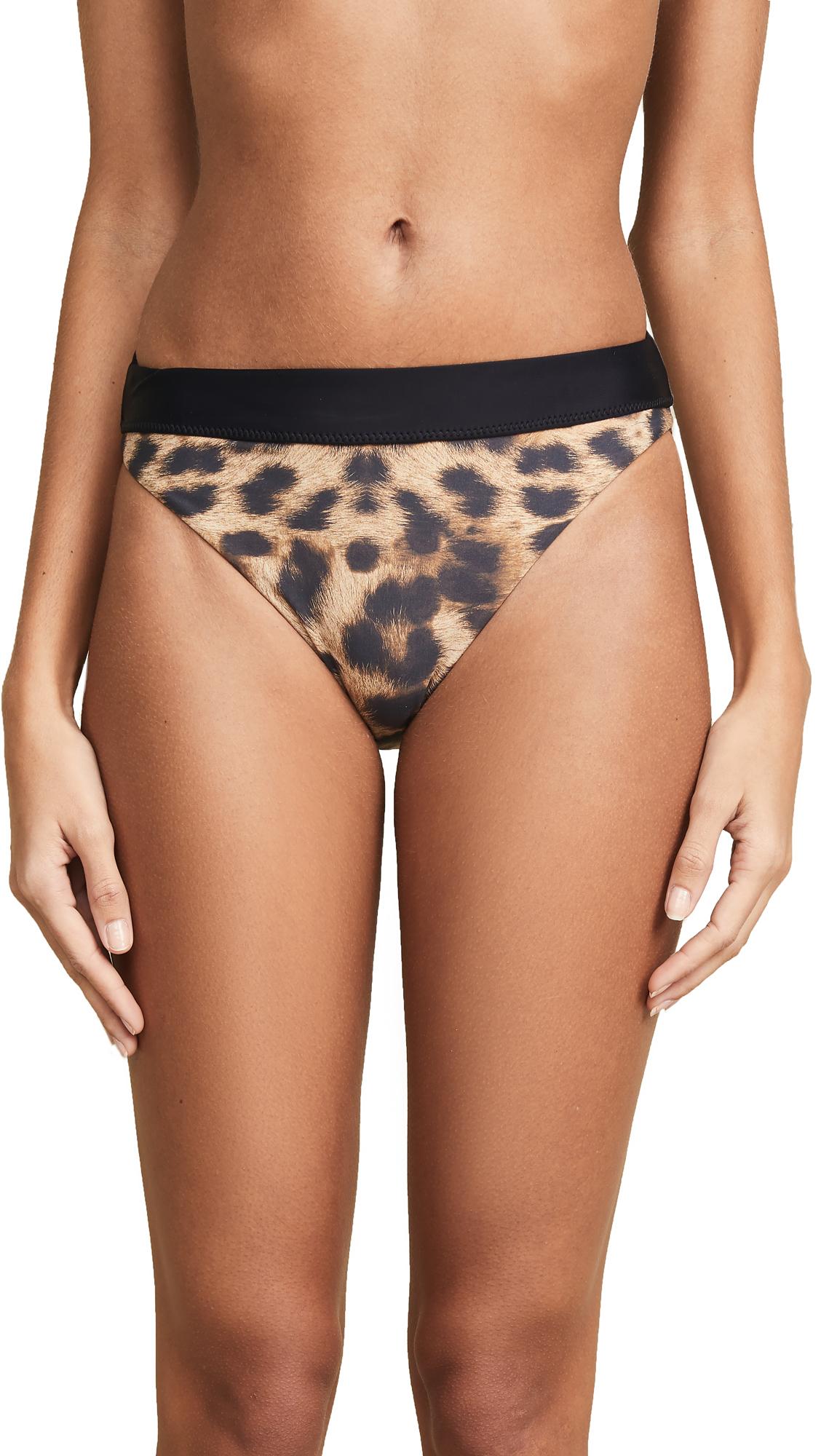 PQ Swim High Waist Bikini Bottoms