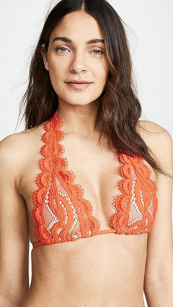 7c378ee42c PilyQ Lace Halter BIkini Top | SHOPBOP
