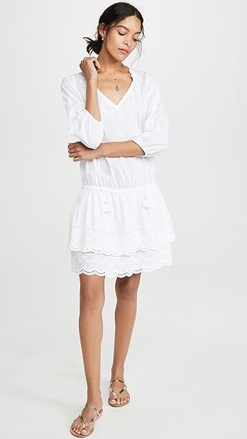 PQ Swim Rebecca Ruffle Dress
