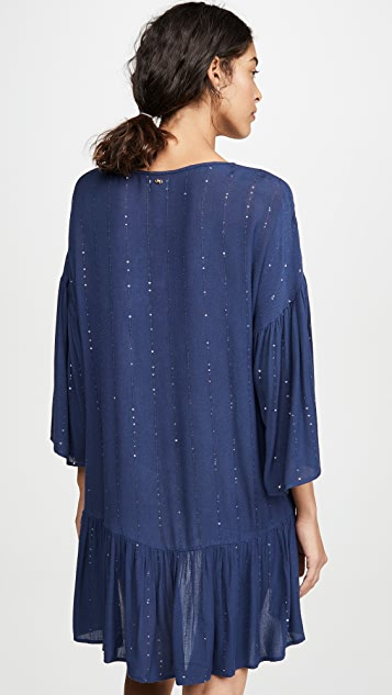 PilyQ Angelica Sequined Tunic