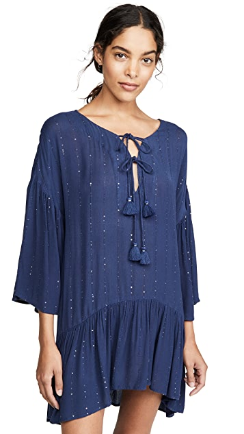 PQ Swim Angelica Sequined Tunic