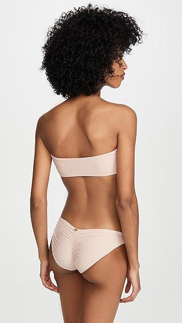 PQ Swim Petal Bandeau Bikini Top